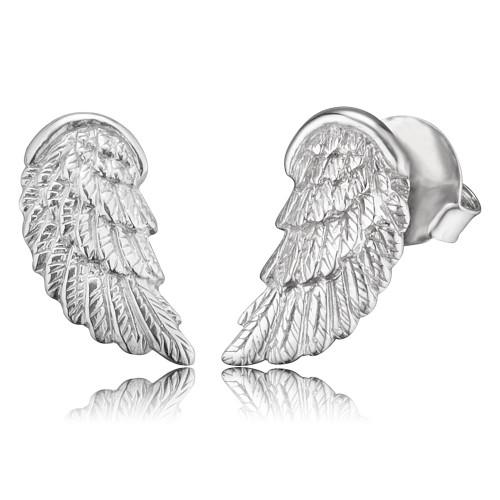 boucle d'oreille ailes